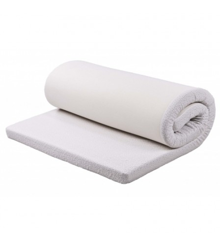 thick mattress pad. RIPOSO 6cm Thick Mattress Topper Pad