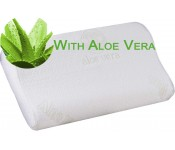 RIPOSO pillow cover with aloe vera