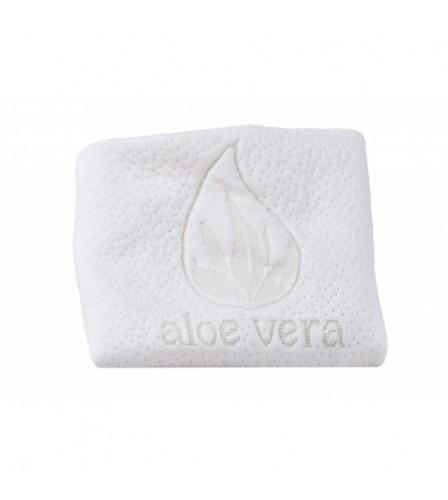 RIPOSO pillow cover with aloe vera
