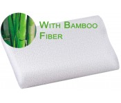 RIPOSO pillow cover with bamboo